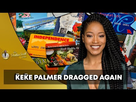 Keke Palmer Was Dragged After Saying EBT Cards Should Only Work On Healthy Food