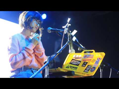 Christabel Annora - Desember (ERK Cover) feat Steffani BPM (Live in Kickfest Malang 2016)