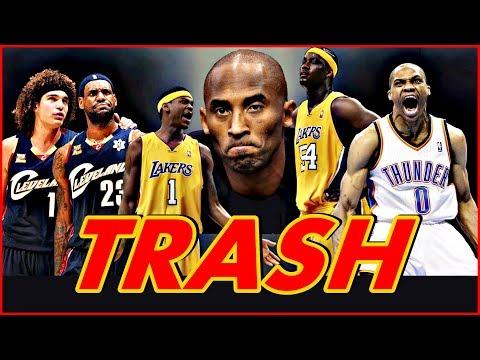 5 Times NBA Legends CARRIED their team!