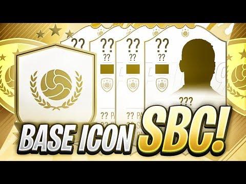 BASE ICON SBC MARKET! INSANE! FIFA 19 Ultimate Team thumbnail