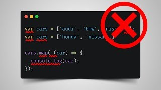 Gambar cover Detect Errors in your Javascript Code with ESLint