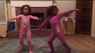Family Onesie Dance Battle !!!!  (Hilarious)