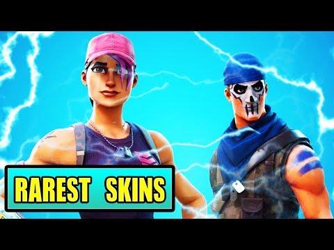*NEW* RAREST SKINS Coming To Fortnite! *FOUNDERS PACK* (Legendary Warpaint, Rose Team Leader Skins)