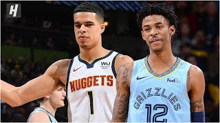 Memphis Grizzlies vs Denver Nuggets - Full Game Highlights | December 28, 2019 | 2019-20 NBA Season