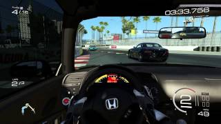 FM5 Long Beach circuit: Full Circuit Track (1 of 3) Xbox ONE Gameplay CPV