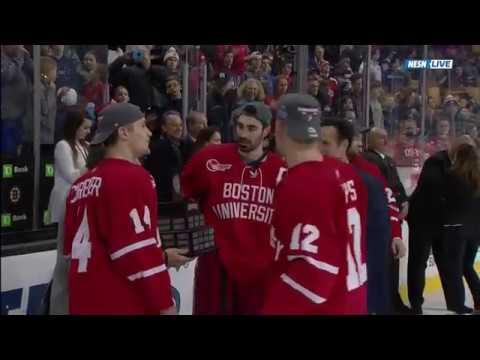 Boston University vs. Providence - 2018 Hockey East Championship