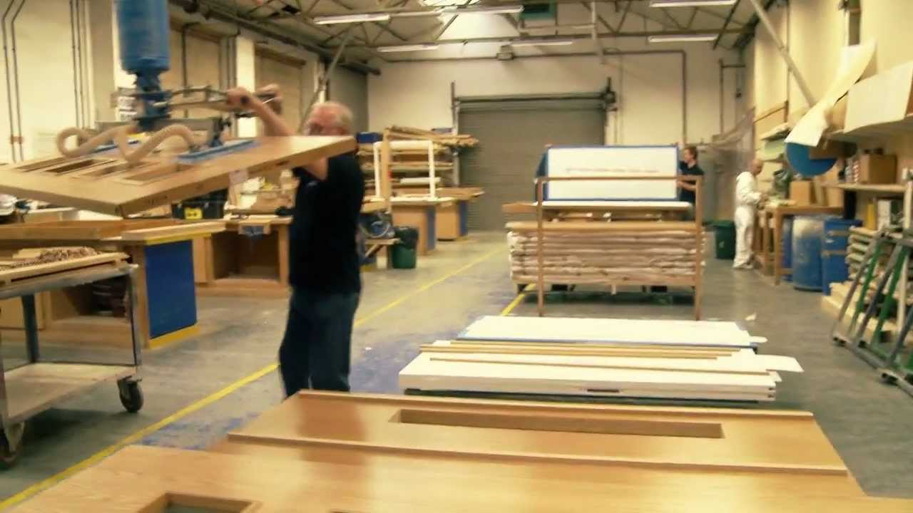 & Ahmarra Door Solutions Doorset Manufacturing Facility - YouTube