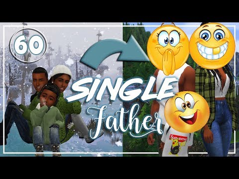 The Sims 4 😍Single Father😍 #60 HAPPY BIRTHDAY thumbnail