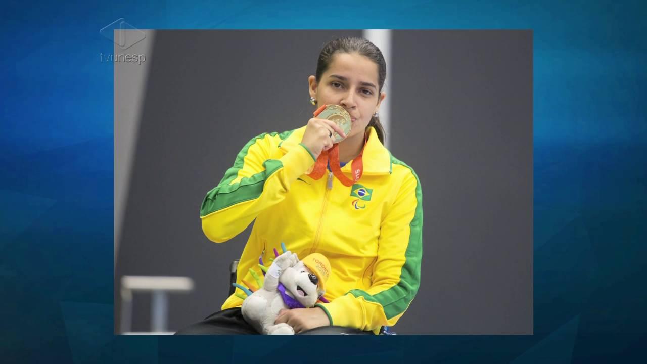 efe1d084804ef Cátia Oliveira é esperança de medalha no tênis de mesa paralímpico ...