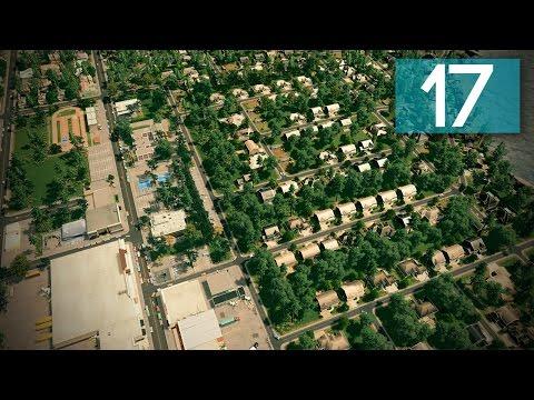 Cities Skylines: Ferrisburgh Part 17 - Suburbs
