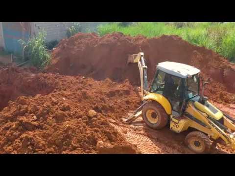 Santana: Obra de rede de drenagem pluvial e esgoto atende antigo anseio dos moradores