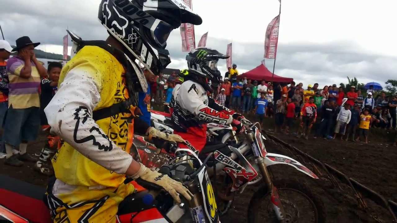 Kejuaraan Motocross Malang Youtube