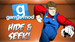 GMod Hide & Seek! - Devil Man, Water Boy, Home Alone! (Garrys Mod Funny Moments)