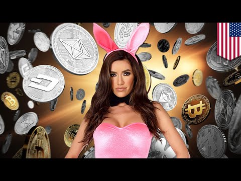 Playboy cryptocurrency: Playboy developing digital wallet to accept virtual currency - TomoNews