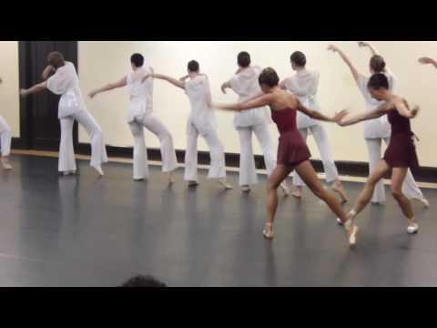 The Asheville Ballet: The Wound and the Bow