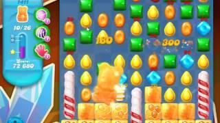 Candy Crush Soda Saga Level 1411 - NO BOOSTERS