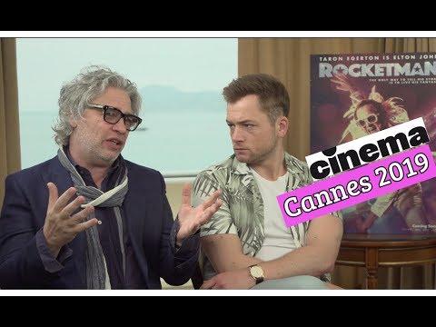Rocketman Interview Dexter Fletcher Und Taron Egerton