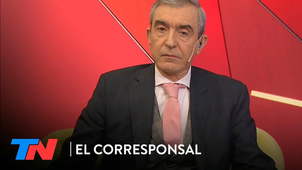 Fernán Quirós y José Abadi en EL CORRESPONSAL