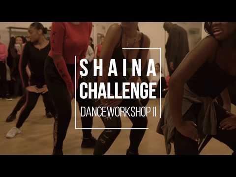 DOKS - DANCE WORKSHOP II #ShainaChallenge