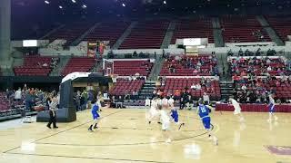 Trey Berry #3 Senior Basketball highlights