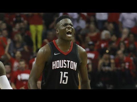 Clint Capela's Top Plays of the 2018 NBA Playoffs