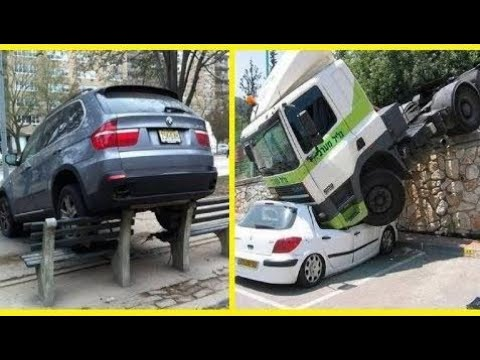 Amazing Engineering/Technical  Most Epic Parking Fails - You had one process...