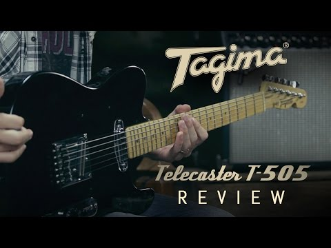 Tagima T505 + Sérgio Rosar Extreme Hot