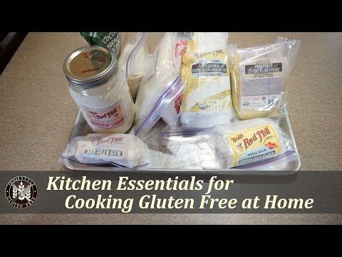 Kitchen Essentials for Cooking Gluten Free | HomeStyle Gluten Free