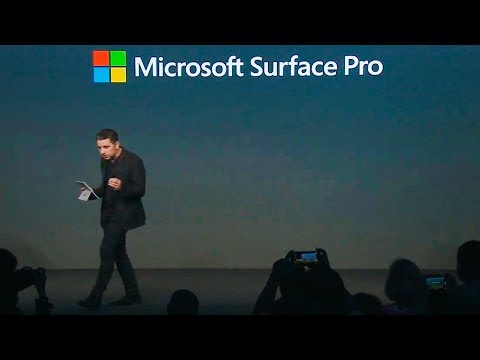 Full ENG Microsoft Surface Pro 2017 Event