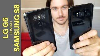 SUPER SFIDA | LG G6 contro Samsung Galaxy S8