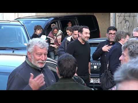 Equipe du Film  Avant première Nous finirons ensemble  Guillaume Canet Andernos