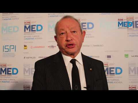 Naguib Sawiris: We need to attract and accelerate investments in Egypt