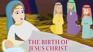 The Birth of Jesus Christ | Christmas Story for Kids | Animated Children