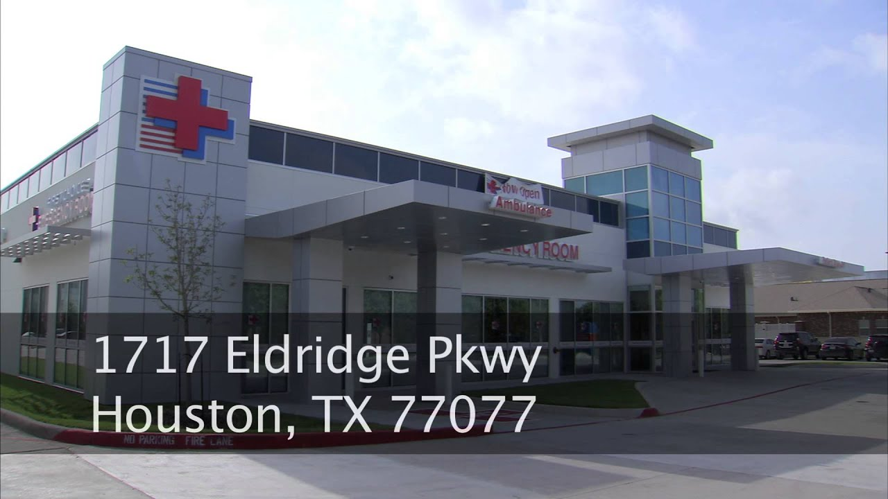 First Choice Emergency Room - Briar Forest - Houston Westside ...