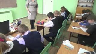 """Урок математики О.Н. Малышевой  МБОУ """"Кочкуровская СОШ""""."""
