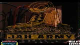 HEAVY SOUNDZ ZYZTEM (digital) - the dub army \ ring di alarm war in a babylon @ soundbunker pt9