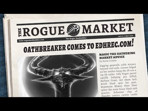 Oathbreaker stats come to EDHREC com! - YouTube