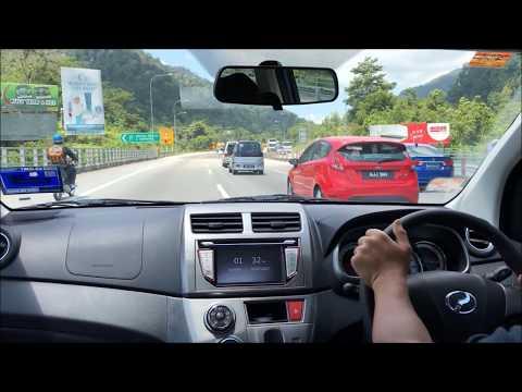 TEST DRIVE / POV PERODUA MYVI 1.5 ADVANCE 2017 MALAYSIA FACELIFT