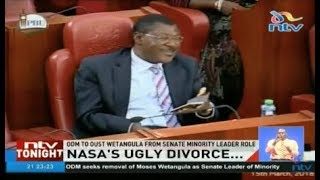 Video Wetangula says NASA's divorce will be messy and ugly as ODM pushes to oust him download MP3, 3GP, MP4, WEBM, AVI, FLV September 2018
