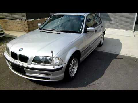 BMW 318i sedan GF-AL19 Auction grade 4.5 for sale Japan