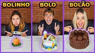 BOLO, BOLINHO, BOLÃO!! ( NOVO MINI GAME ) [ REZENDE EVIL ]