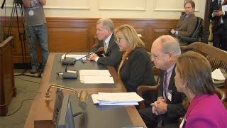 Vainieri Huttle, Stender & NY Assembly Members on Port Authority Reforms (A-3350 & A-3417)