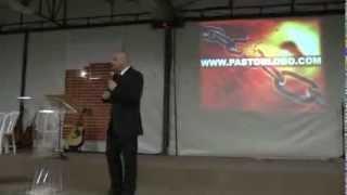 2ª palestra - Seminário de Libertação e Batalha Espiritual 2012