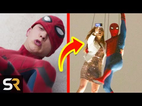 10 Stunt Mistakes That Actors DIDN'T Expect!