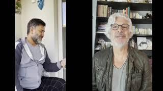 Behzat Uygur ve İzzet Yıldızhandan tebessüm ettiren paylaşım