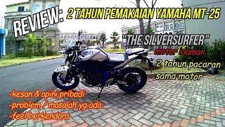 Motovlog 51 - REVIEW 2 tahun pemakaian & pacaran sama Yamaha MT 25
