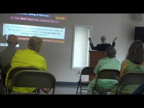 Sam Nadler@ Hope Of Israel Messianic Fellowship  Www.hoiroanoke.com