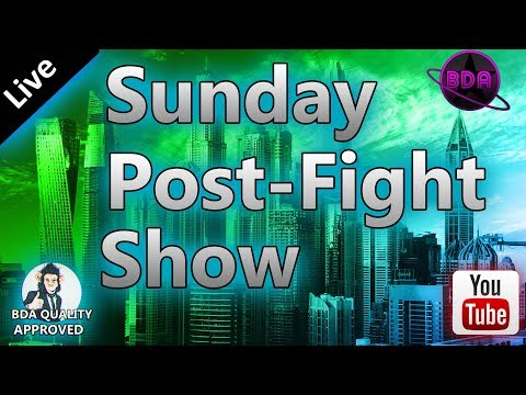 Adonis Stevenson vs Badou Jack, Post Fight Podcast + More...