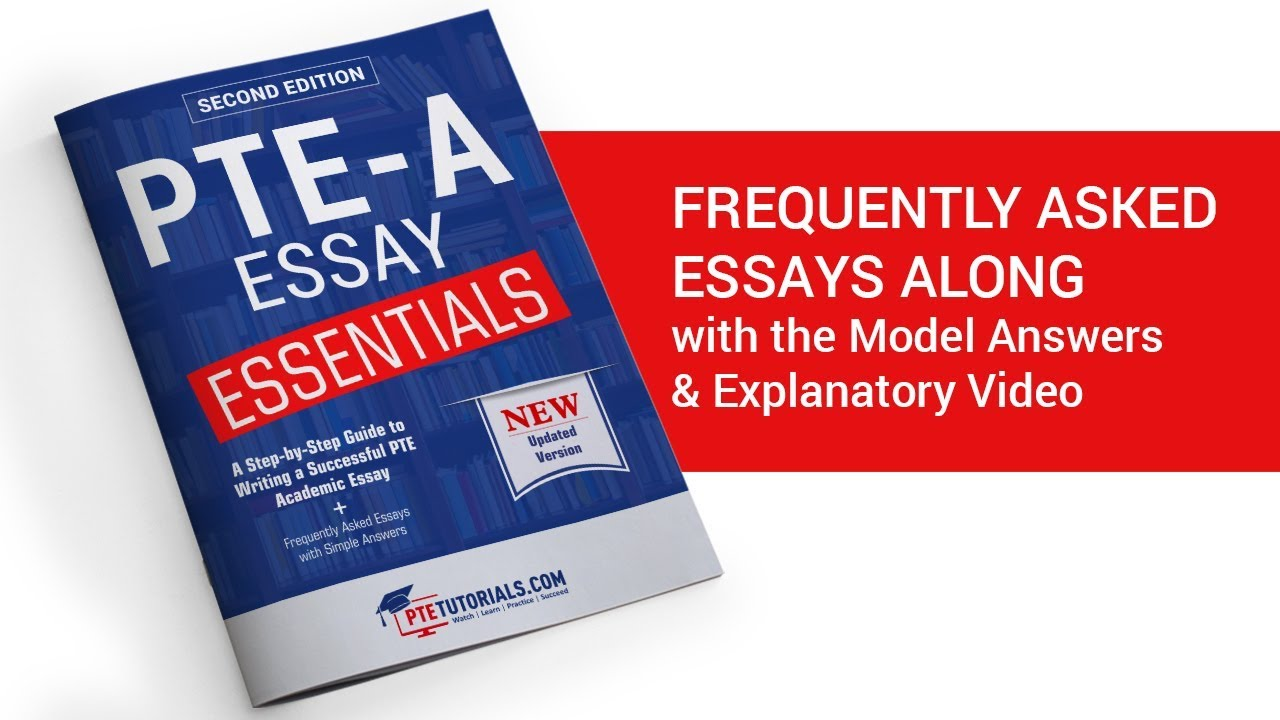 pte essays with answers pdf