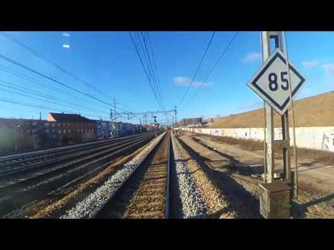 En Cabina: Recorrido Circular En Tren Por Madrid